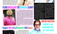 Bollywood: Volume 20, Issue 15