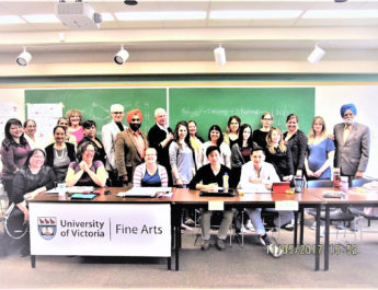 Victoria University holds self management awareness skills workshop for health aging