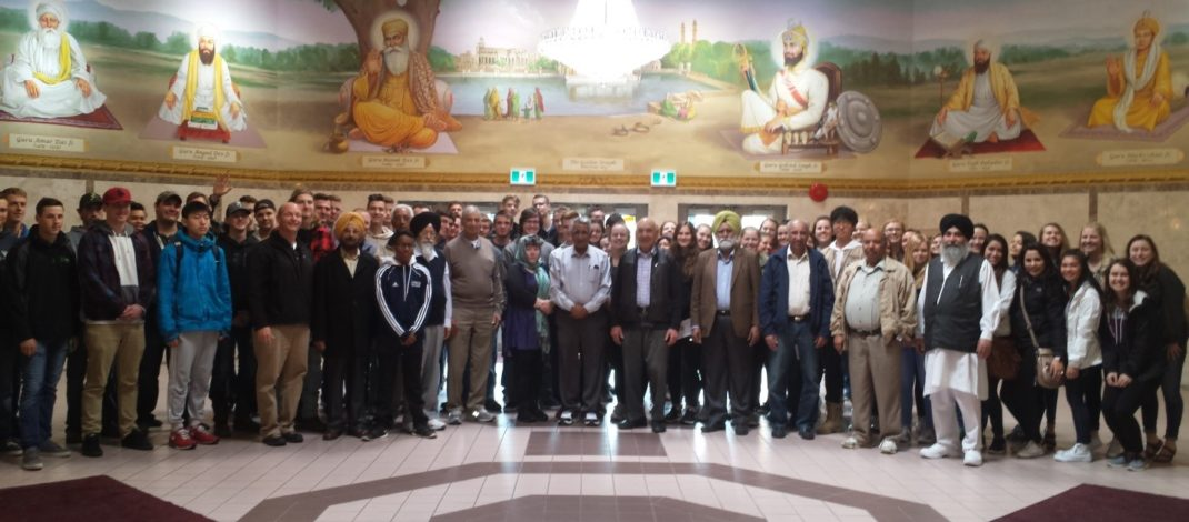 Lynden Students Visit Richmond Gurdwara