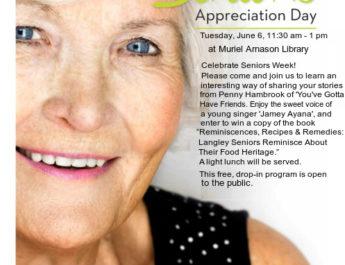 Seniors Appreciation Day