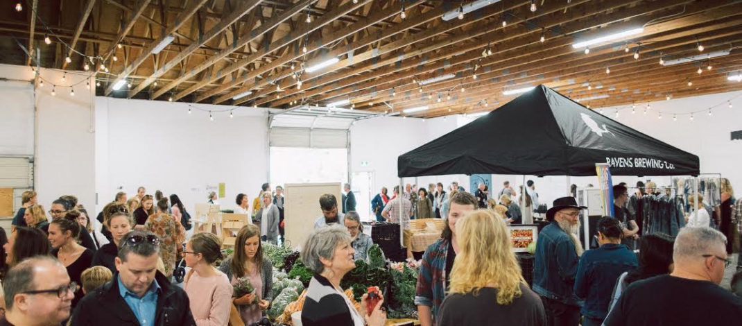 The Valley Food and Farm Collective A call-to-action to create meaningful food culture in the Fraser Valley